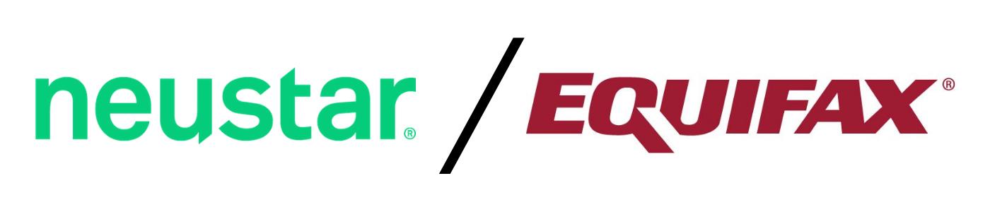 Neustar and Equifax logos
