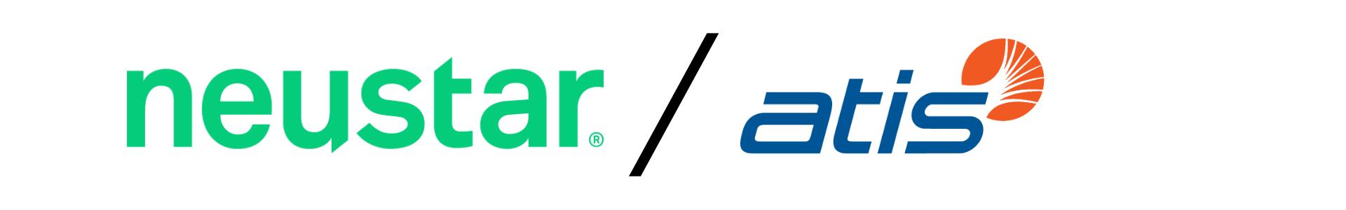 image neustar and atis logos