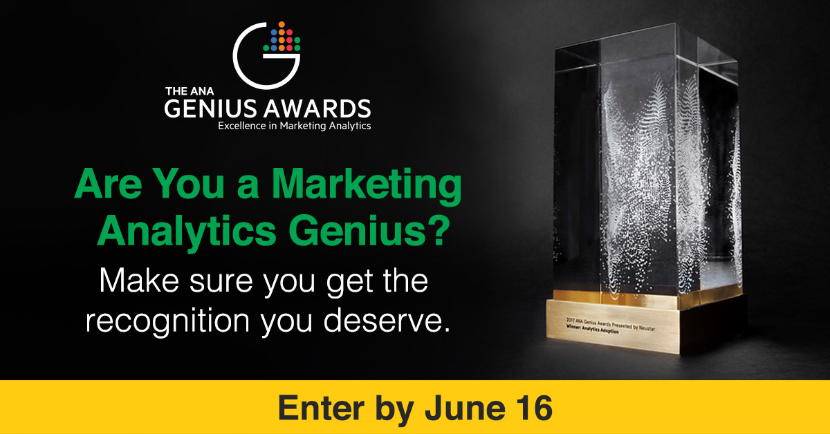 What Does It Mean to Be a Marketing Analytics Genius?