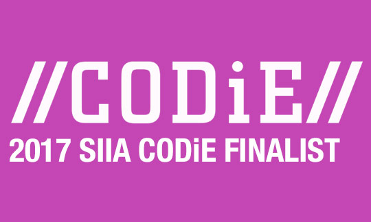 SIA CODIE 2017 - Finalist