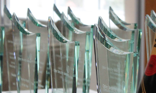Neustar EMEA Shortlisted for Cyber Security Award