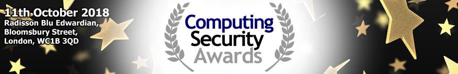 Rodney Joffe a Winner at 2018 Computing Security Awards