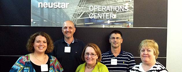 Neustar Hosts STEM Educators from GW Teachers in Industry Project