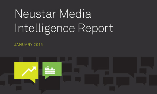 Neustar Releases 2015 Media Intelligence Report
